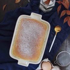 柠檬红茶热布丁