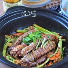 干锅皮皮虾