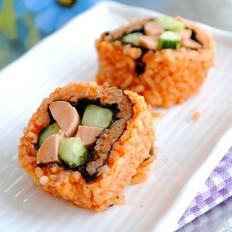 韩式香辣寿司