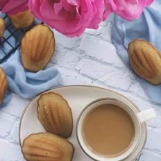 咖啡玛德琳