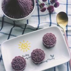 紫薯香芋馅