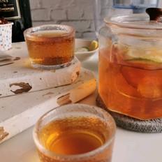 柠檬红茶饮品