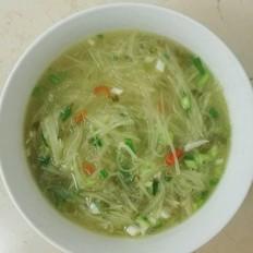 酸辣土豆丝汤