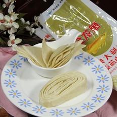 椒盐千层蒸饼