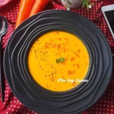 胡萝卜浓汤