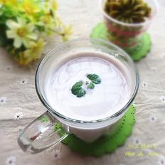 红豆酸奶昔