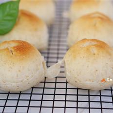 开花全麦面包