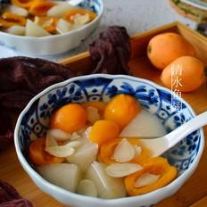 枇杷雪梨汤