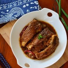 红烧白鲢鱼