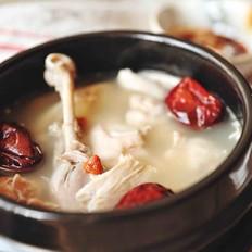 猪肚鸡(汤,火锅底)
