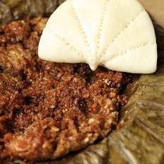 粉蒸肉荷叶饼