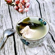 龙脊骨海带汤