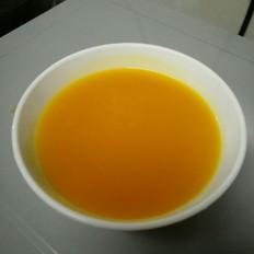 胡萝卜南瓜汁