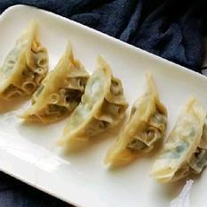韭菜猪肉蒸饺
