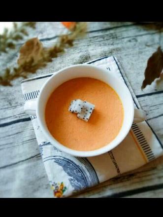 奶香胡萝卜的做法