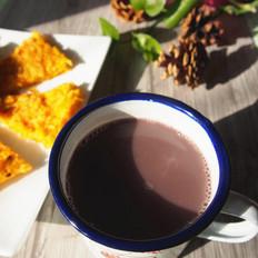 紫米黑豆豆浆