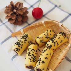 甜蜜红豆酥