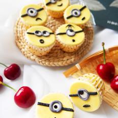 小黄人酸奶蛋糕
