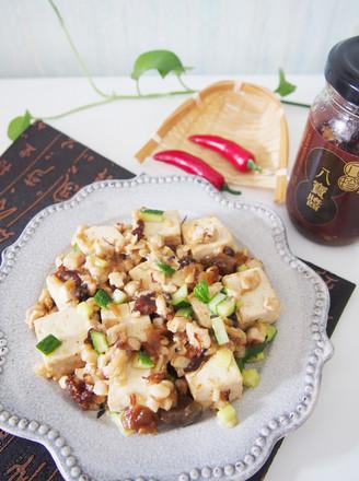 八宝酱烧豆腐的做法