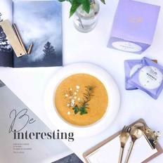 藜麦紫薯燕麦南瓜浓汤