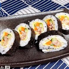 金枪鱼胚芽米寿司