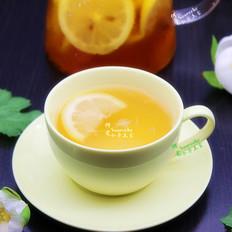 清香柠檬蜂蜜茶