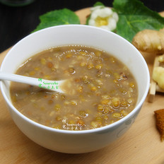 祛暑綠豆粥