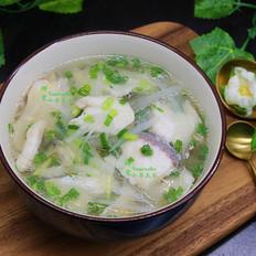 萝卜丝鱼片汤