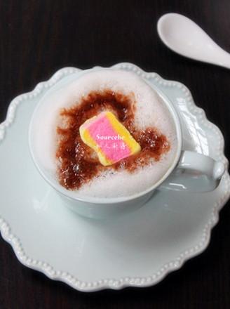巧克力咖啡的做法