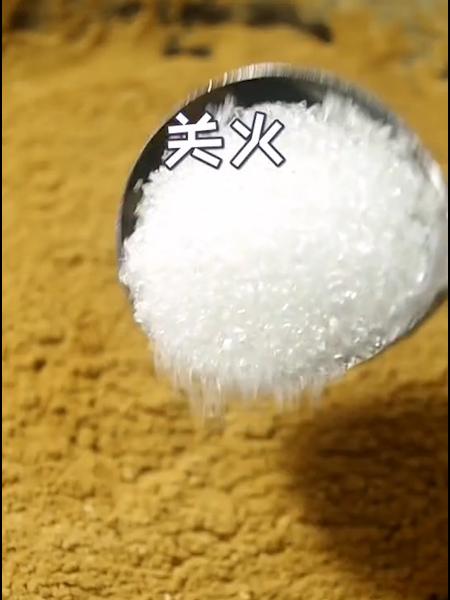 炒面粉的家常做法