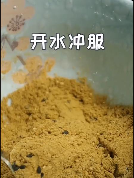 炒面粉的简单做法