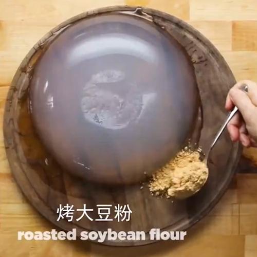 水滴蛋糕的简单做法