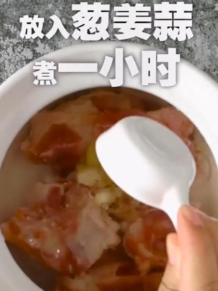 棒骨玉米汤的简单做法