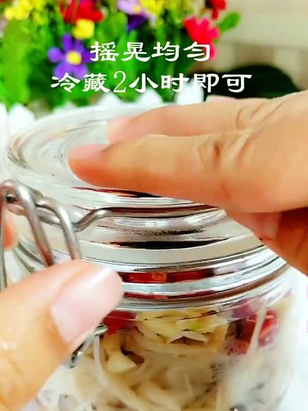 酸辣金针菇怎么做