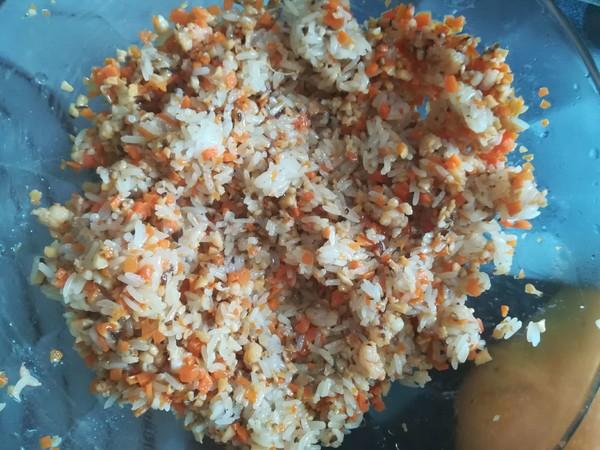 香菇虾仁糯米烧麦怎么做