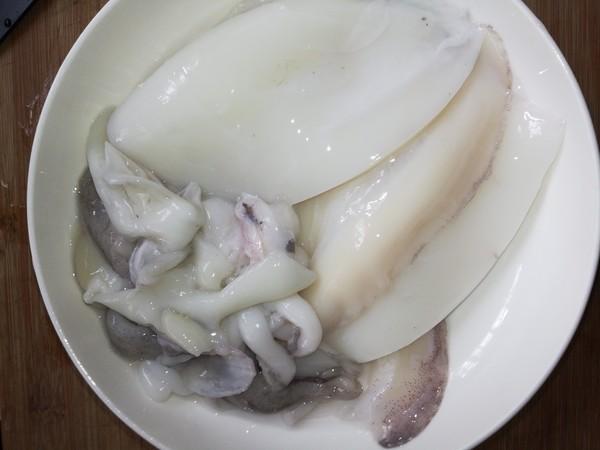 #午餐#红烧鱿鱼的做法大全