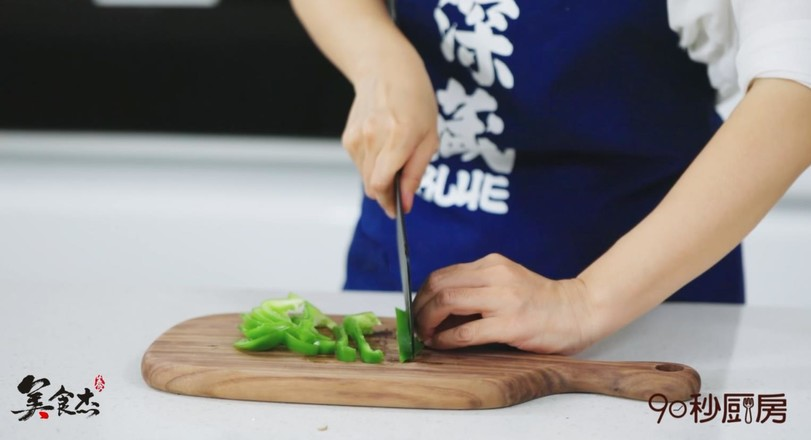 豆豉炒饭的家常做法