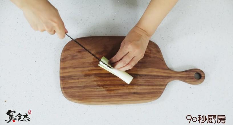 豆豉炒饭的简单做法