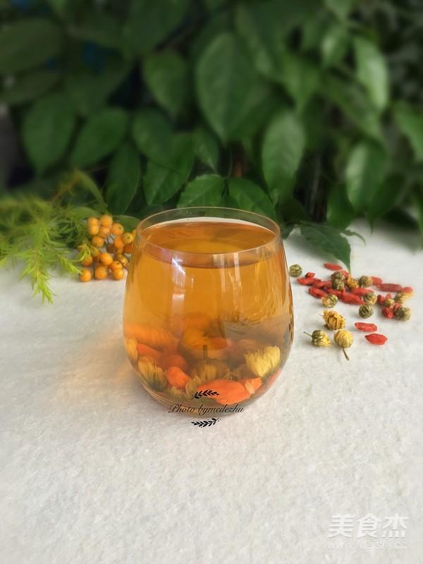 菊花枸杞茶怎么吃
