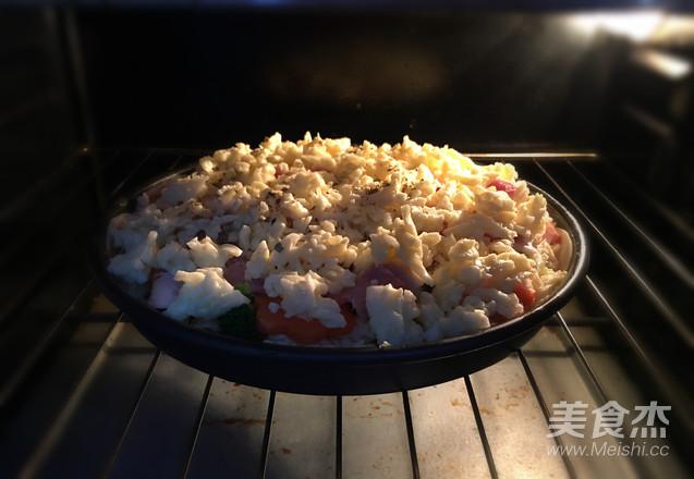饺子皮披萨怎么炖