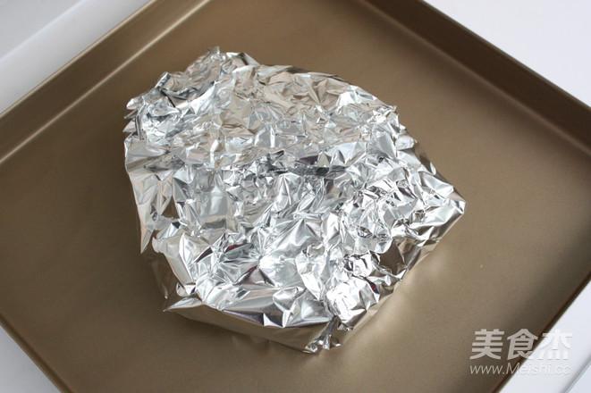 蒜茸烤金针菇的简单做法