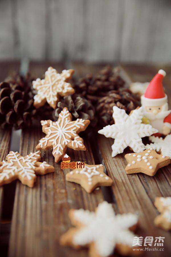 圣诞糖霜姜饼怎样炖