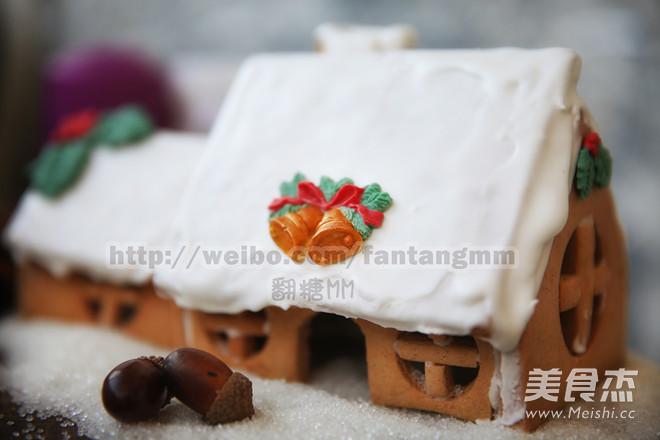 圣诞姜饼屋的制作大全