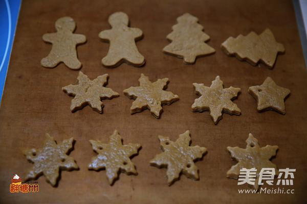 圣诞糖霜姜饼怎么炒