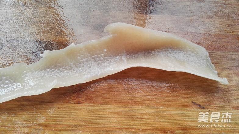 砂锅水晶猪皮冻的家常做法