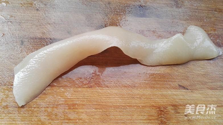 砂锅水晶猪皮冻的简单做法
