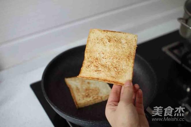 早餐三明治的家常做法