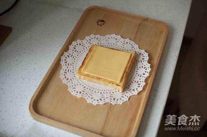 早餐三明治的简单做法