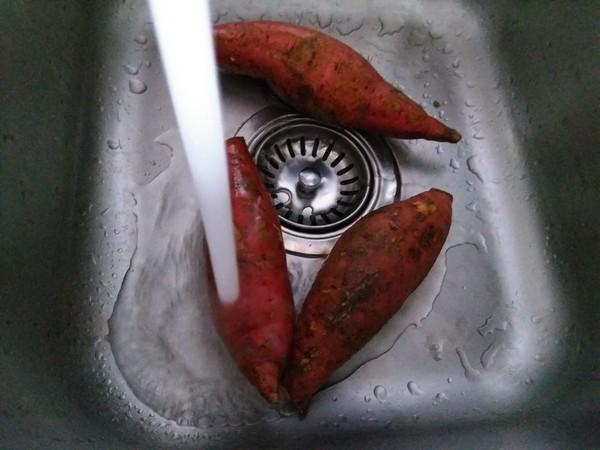 快速烤红薯的做法大全