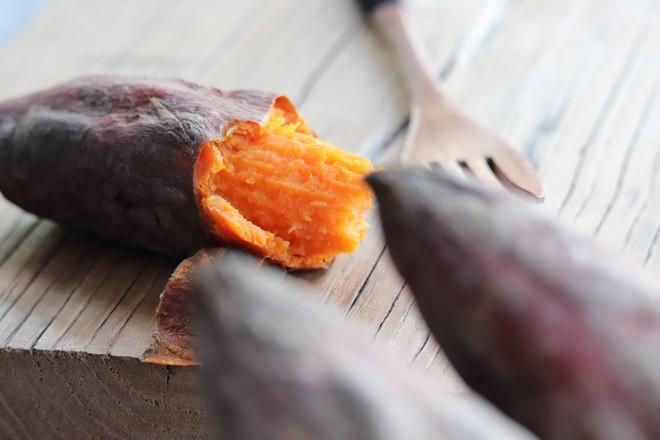 快速烤红薯怎么炒